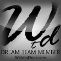 The WTD Dream Team Badge