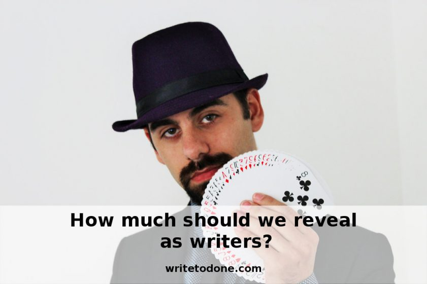 reveal as writers