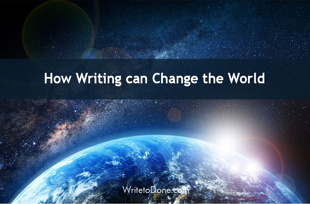 essays on how to change the world