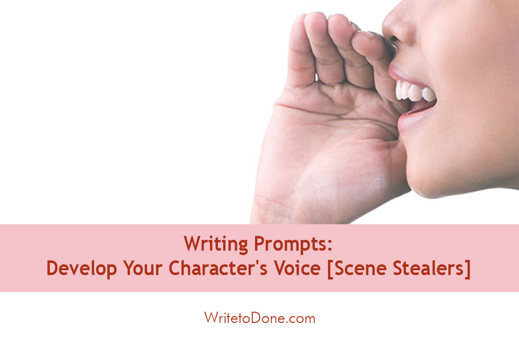 creative writing prompts character development