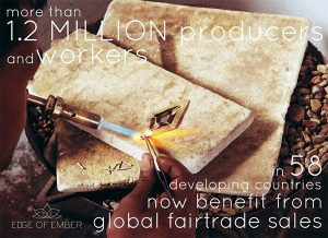 image quote on fairtrade