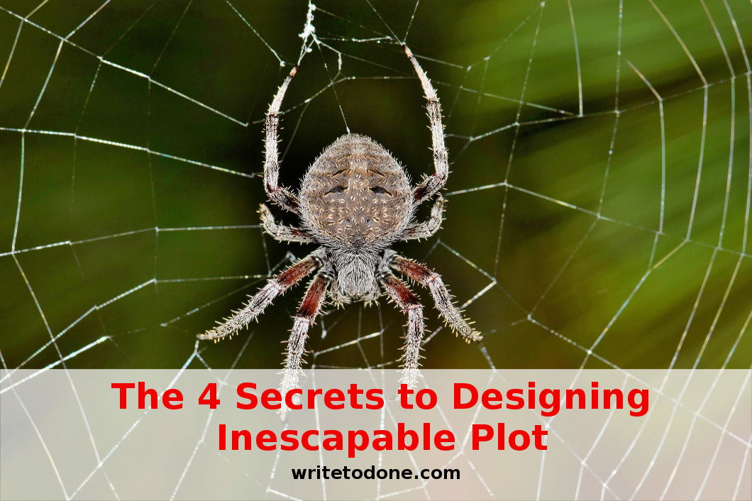 The 4 Secrets to Designing Inescapable Plot